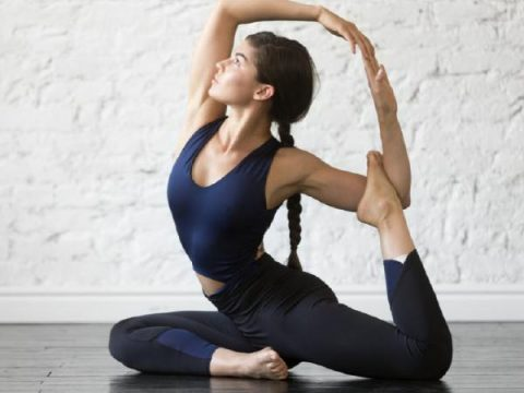 Health Benefits Of Practising Yoga