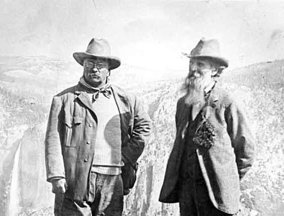 Theodore Roosevelt: