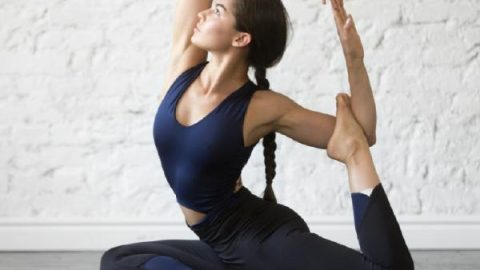 Health Benefits Of Practising Yoga
